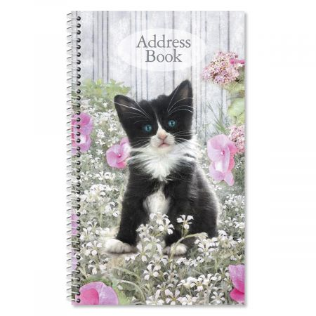 Purrfectly Feline Lifetime Address Book