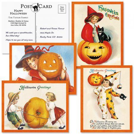 Happy Haunting Postcards