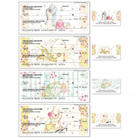 Fashionista Duplicate Checks with Matching Address Labels