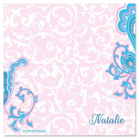 Tranquil Turquoise Note -  Refill