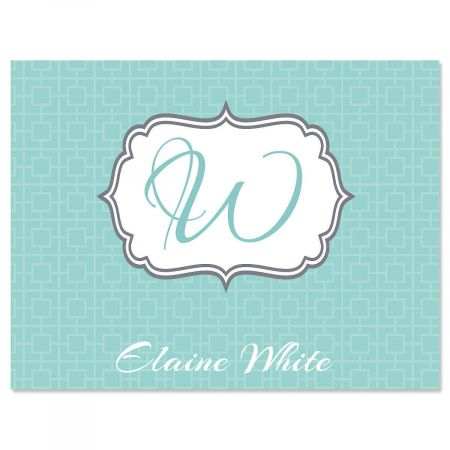 Moda Personalized Note Cards