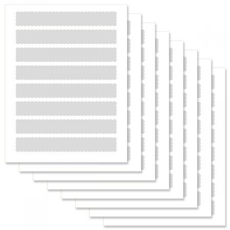 New Pad Connect Wrap Diecut Address Labels
