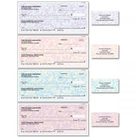 Lace Duplicate Checks with Matching Address Labels