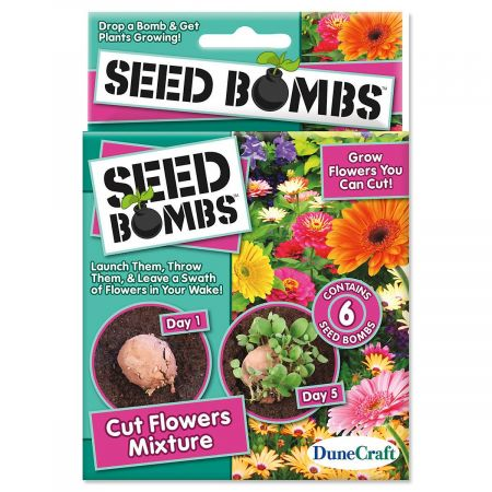 Cut Flowers Seed Bomb Mixture