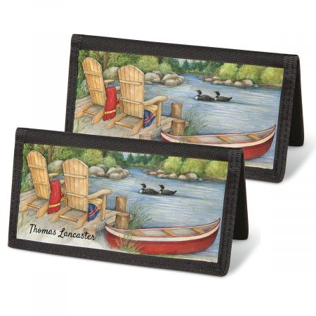 Lakeside Personal Checkbook Covers
