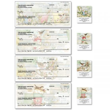Teacups Duplicate Checks with Matching Address Labels