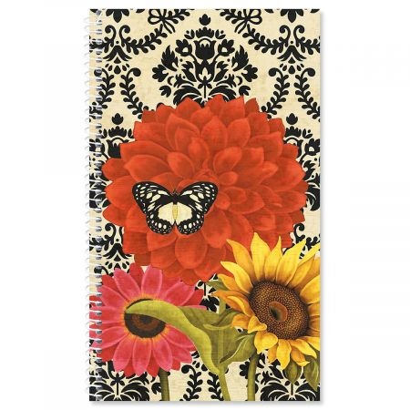 French Sunflower Password and Pin Keeper
