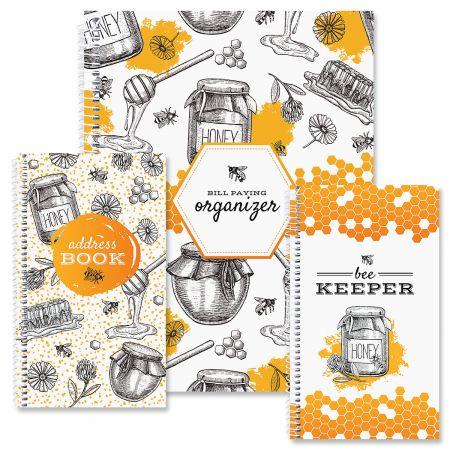 Oh Sweet Honey Organizer Books