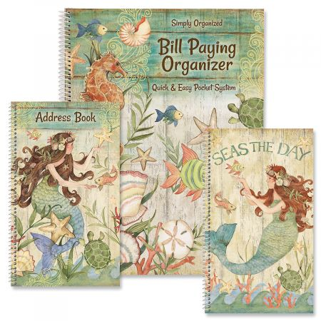 Seas the Day Organizer Books