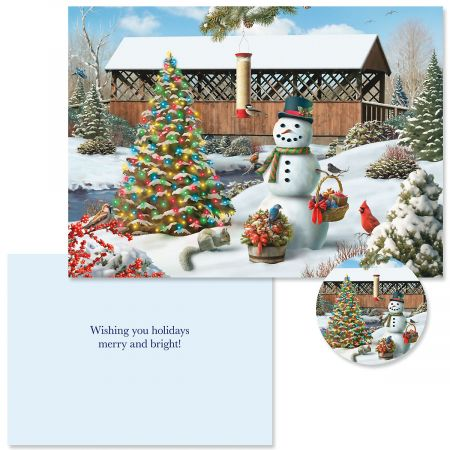 Countryside Christmas Cards