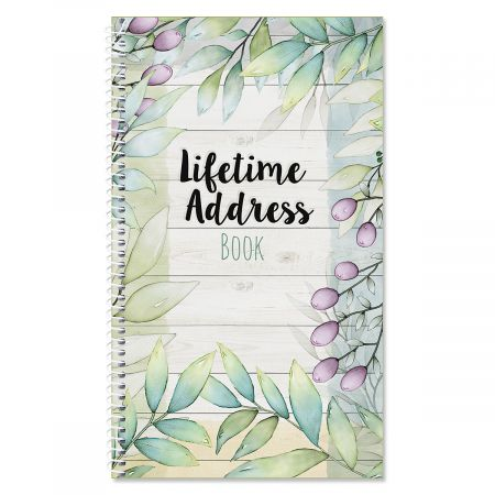 The Best Days Lifetime Address Book
