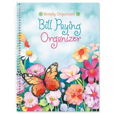 Spring Fling Bill Paying Organizer