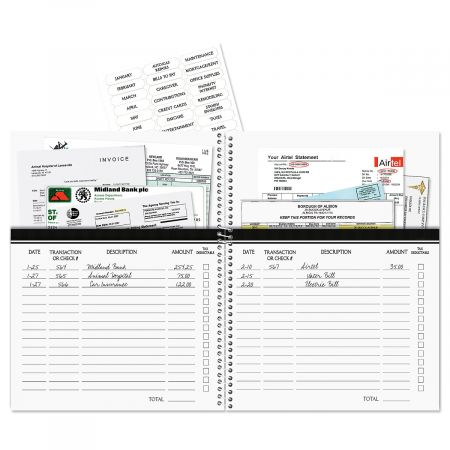 Hello Sunshine Bill Paying Organizer