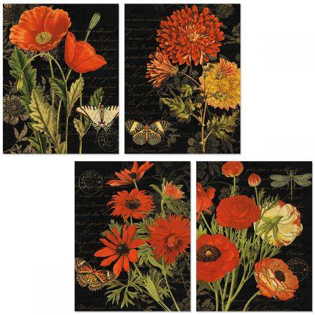 Wildflower Walk Note Cards