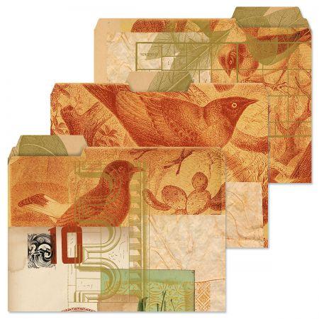 Conservatory File Folders
