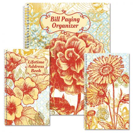 Garden Party Organizer Books