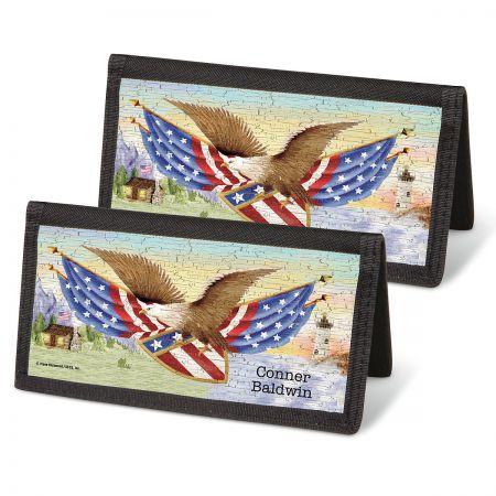 American Eagle Personal Checkbook Covers