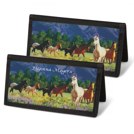 Beauty in the Wild Personal Checkbook Covers