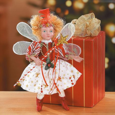 Christmas Fairy Collectible