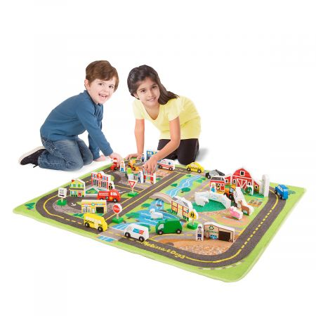 Road Play Set by Melissa & Doug®