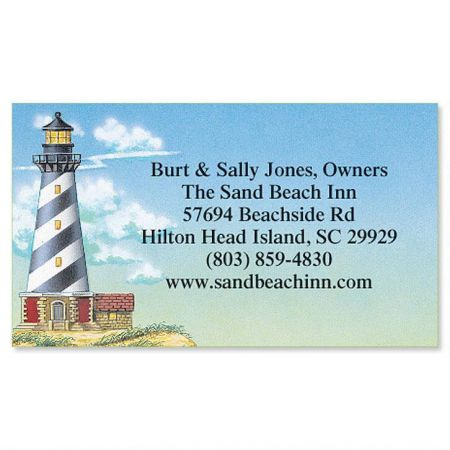 Lighthouse  Business Cards