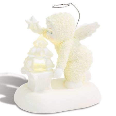 Snowbabies™ O Christmas Tree Figurine