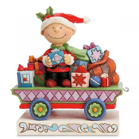 PEANUTS® Christmas Train by Jim Shore