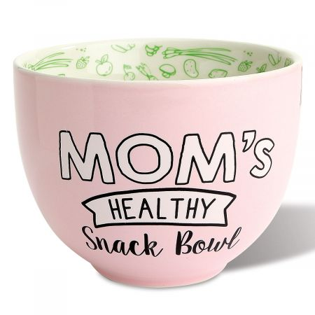 Mom's Healthy Snack Bowl