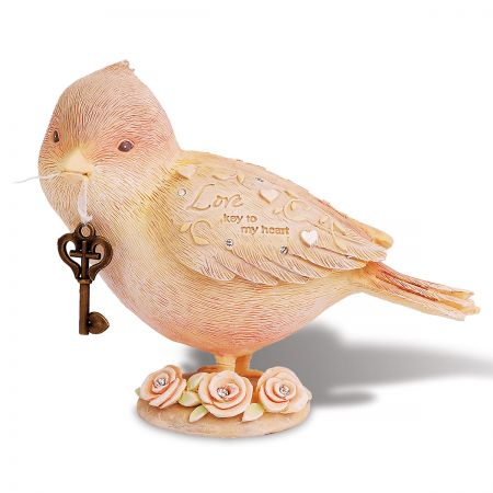 Key to My Heart Love Bird