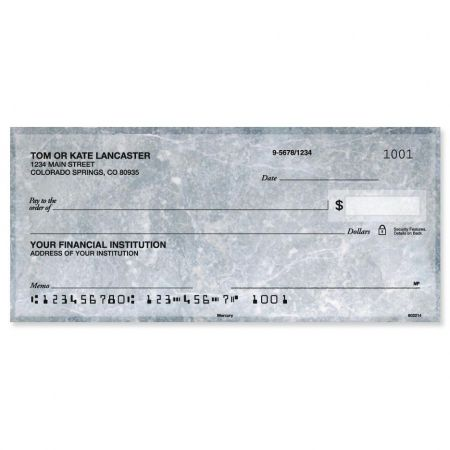 Mercury Magic Personal Checks
