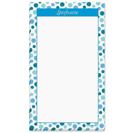 Zippy Dots Custom Memo Pads