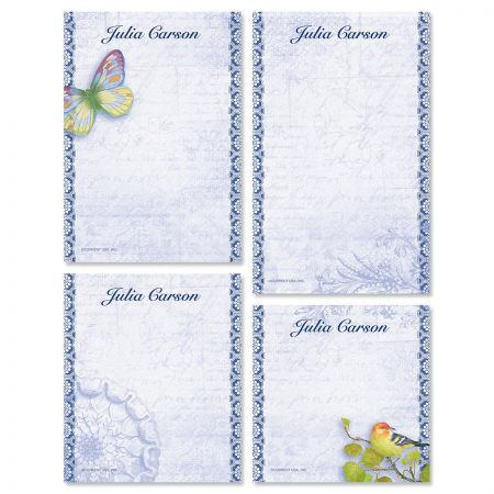 Exotic Prints Memo Pad Sets