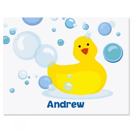 Just Ducky Note Cards