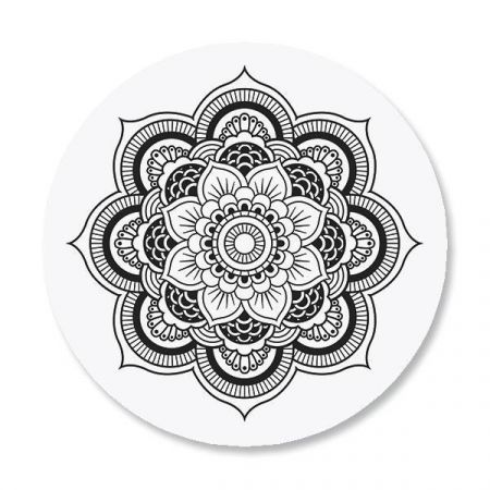 Mandala Envelope Seals