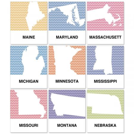 Your State Select Return Address Labels