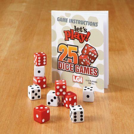25 Dice Games