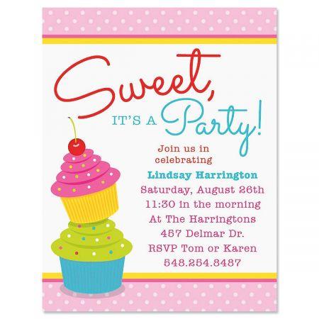 Delicious Day Invitation