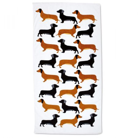 Dachshund Kids' Towel