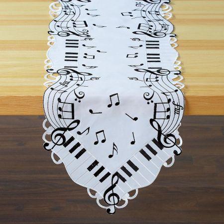 Music Table Runner