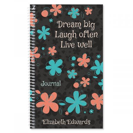 Flourish Personalized Daily Journal
