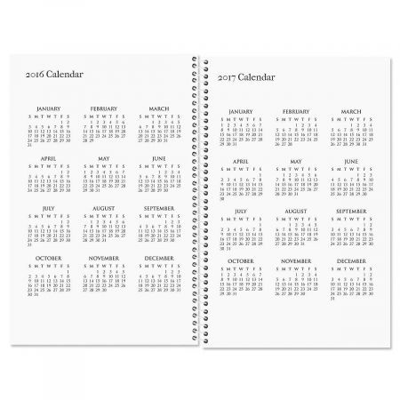 Ribbon Initial Personalized Planner