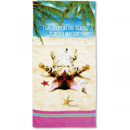 Cat Kids' Towel