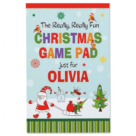 Personalized Kids Game Pad