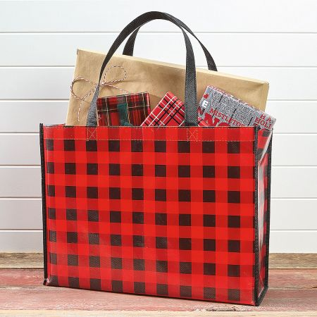 Buffalo Tote Bag - Buy 1 Get 1 Free