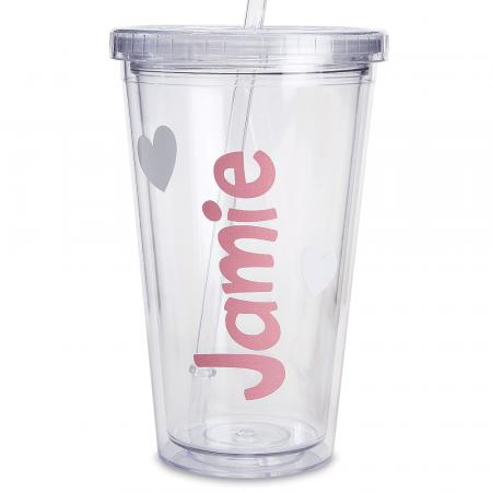 Custom Acrylic Beverage Cups