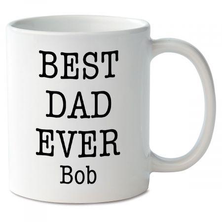 Best Dad Ever Novelty Mug