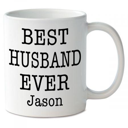 Best Husband Ever Novelty Mug