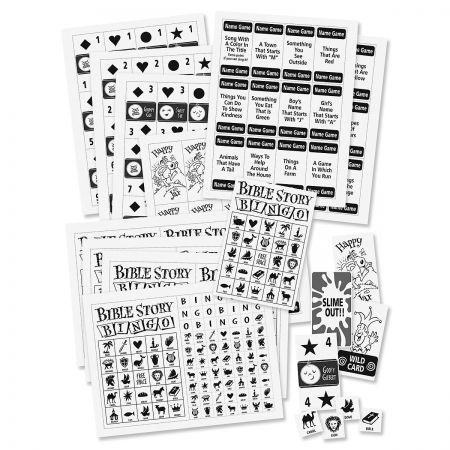 Fun and Games with Grandma Book