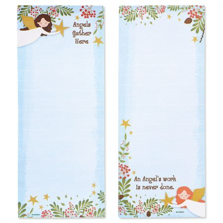 Angels Gather List Pad with Ribbon - Buy 1 Get 1 Free