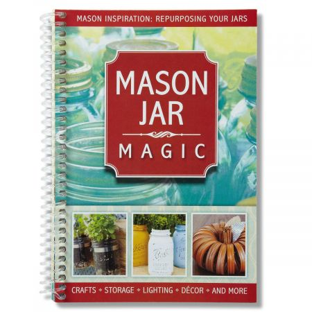 Mason Jar Magic Book